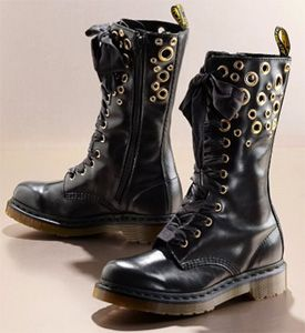Cool Combat Boots - Cr Boot