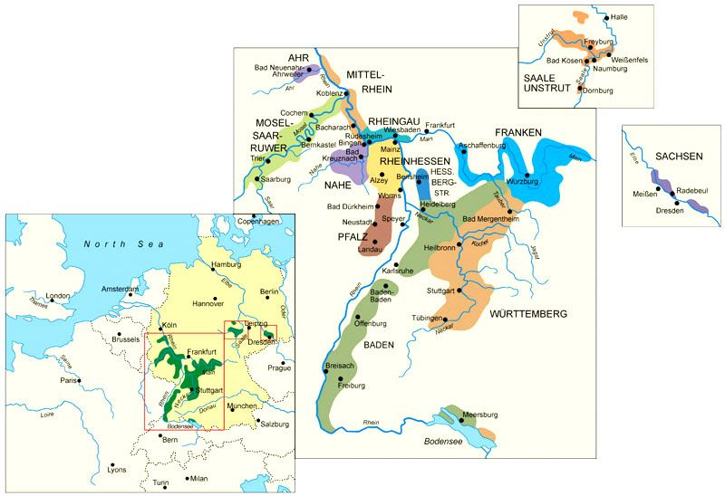 Germany wine regions | |sip| | Wine, Wines, Wine country on map of paso robles wine, map of chile wine, map of spain wine, map of beaujolais wine, map of portugal wine, map of sicily wine, map of columbia valley wine, map of italy wine, map of france wine, map of bordeaux wine, map of argentina wine, map of loire valley wine, map of new zealand wine, map of mendoza wine, map of umbria wine, map of basilicata wine, map of provence wine, map of tuscany wine, map of australia wine, map of macedonia wine,