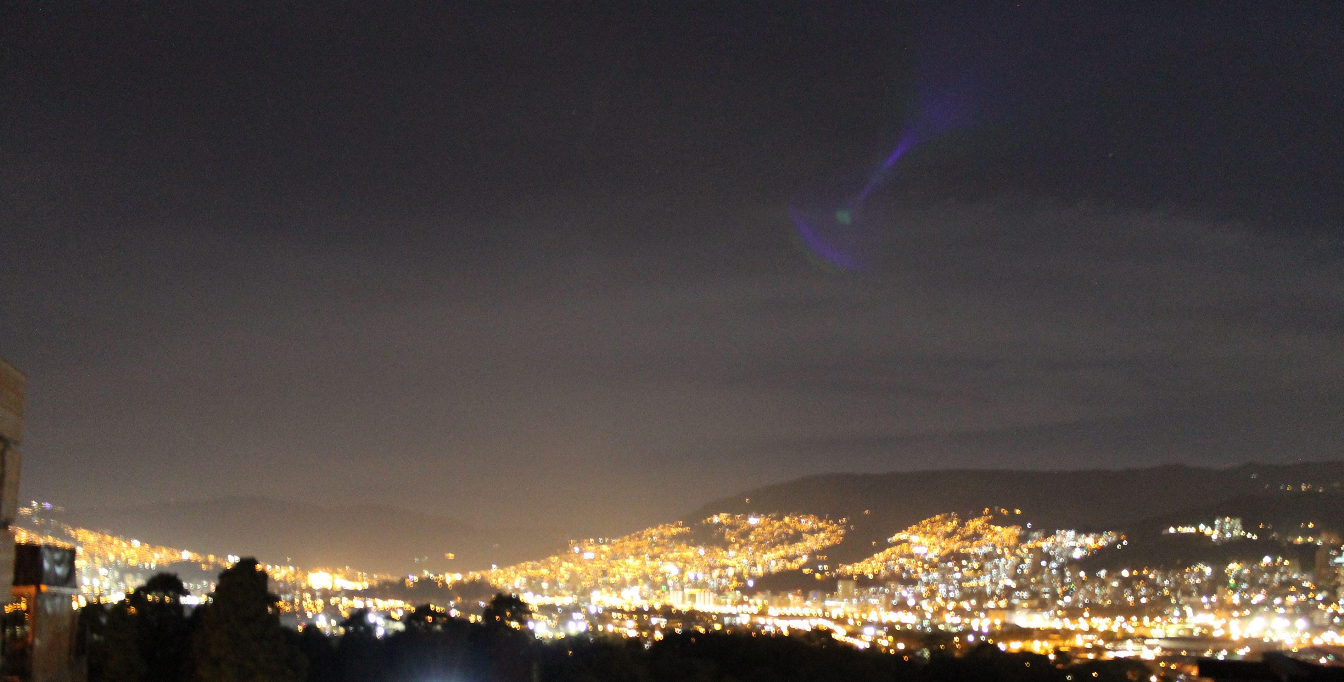 Buenas noches Medellín!