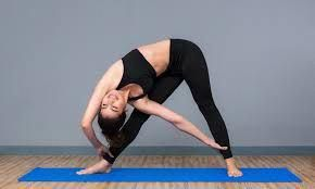 image result for all stretching and yoga exercises for