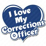 I Love My Corrections Officer Bing Images Correctional Officer My Love Inspirational Words