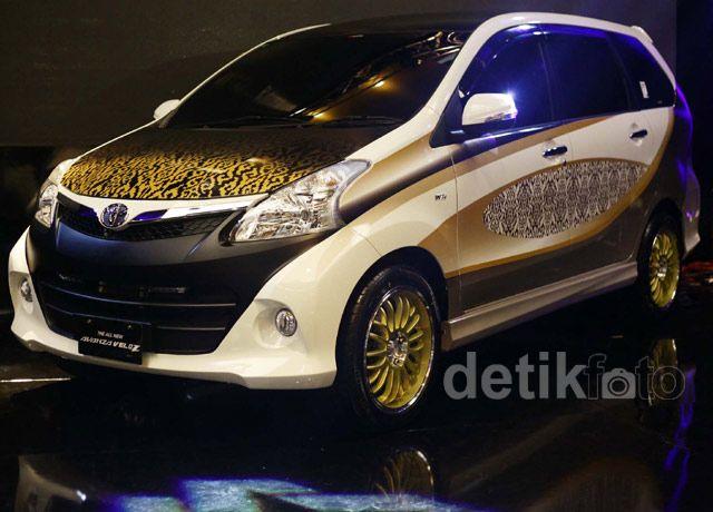 Foto Modifikasi Toyota Avanza Terpopuler
