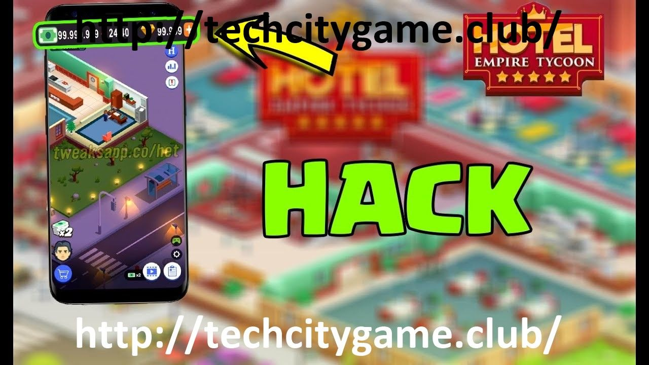 Pin On Hotel Empire Tycoon Hack Cheats Unlimited Gems