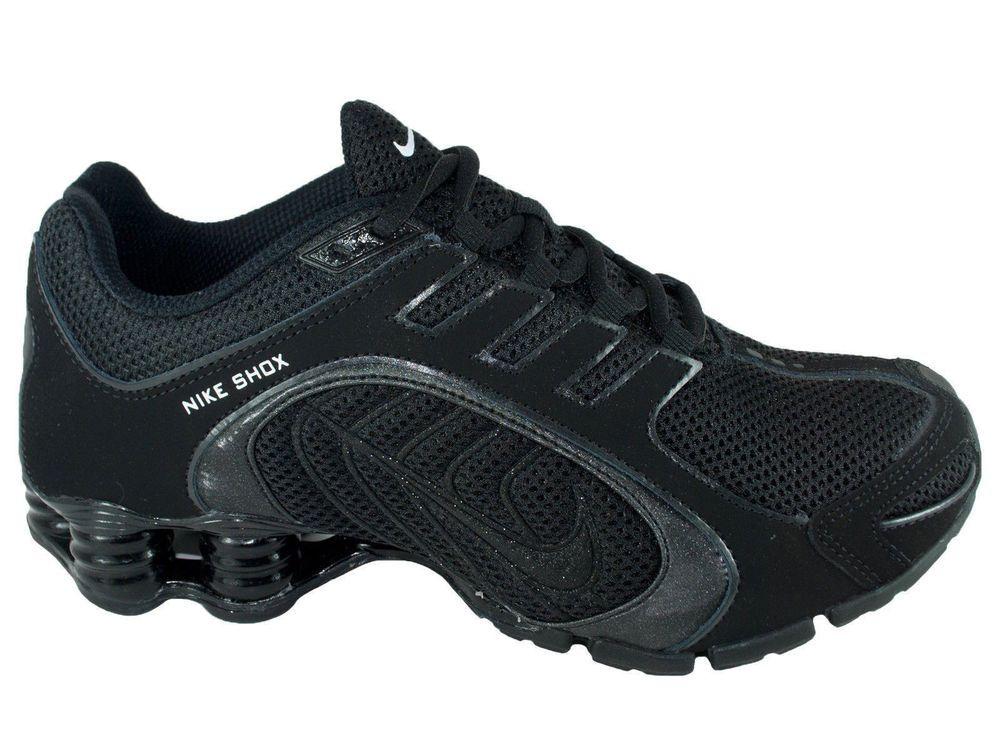100% authentic ce9ca b5dd5 ... reduced new womens nike shox navina si running shoes trainers black nike  runningcrosstraining 7711e da362