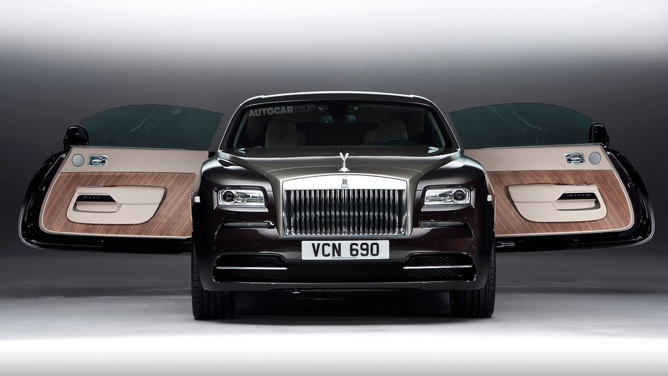 Rolls Royce Wraith 0 60 >> The Rolls Royce Wraith Is The Most Powerful Way To Deliver Mustard