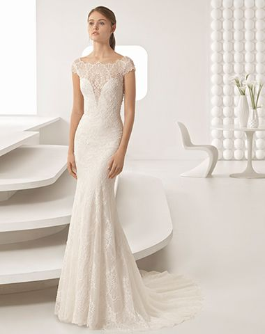 The Rosa Clara Ada bridal gown has just arrived at Peter Trends ...
