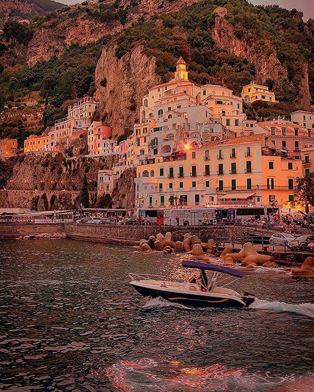 Photo of Amalfi, Italy – Travel – Emma Blog