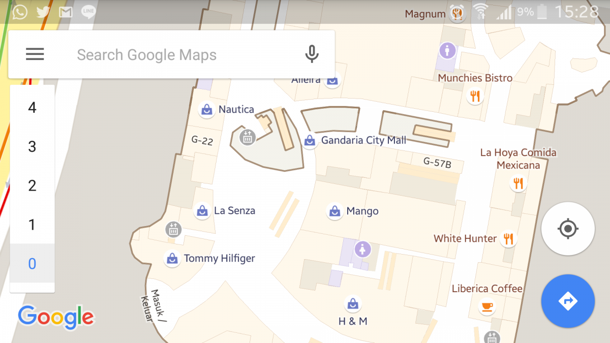 Never Get Lost In A Mall Again As Google Launches Indoor Maps In