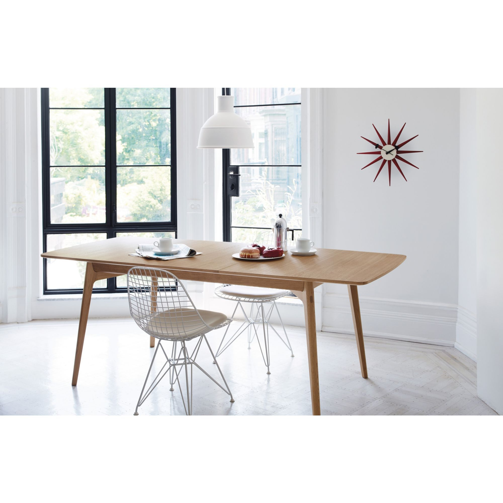 Dulwich Extension Table Modern Dining Room Tables Dining Room Sets Extension Table