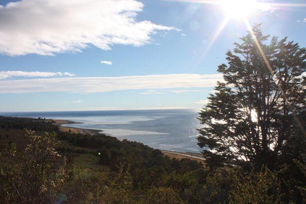 Estrecho de Magallanes, Abril 2014