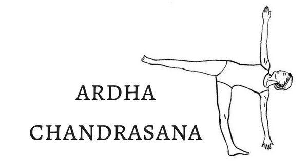 Ardha Chandrasana steps and benefits (Half Moon Pose ...