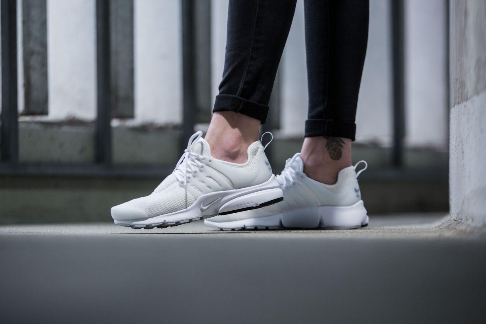 Nike Air Presto White/Pure Platinum 878068-100 Women's Shoe Size 7