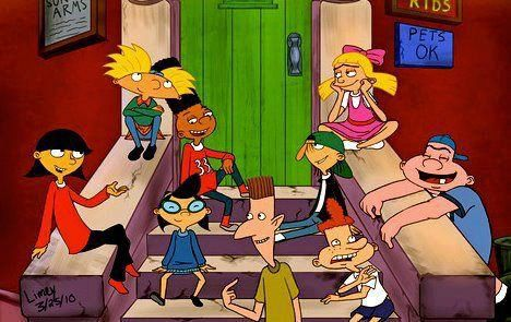 Download Project: Hey Arnold Full-Movie Free