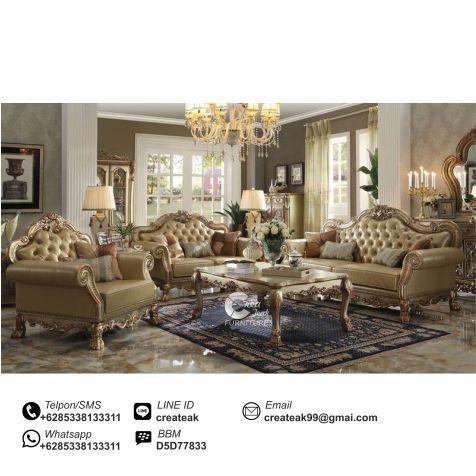 Set Sofa Mewah Brawijaya Ruang