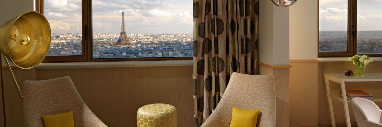 4 Star Paris Hotel Hyatt Regency Étoile