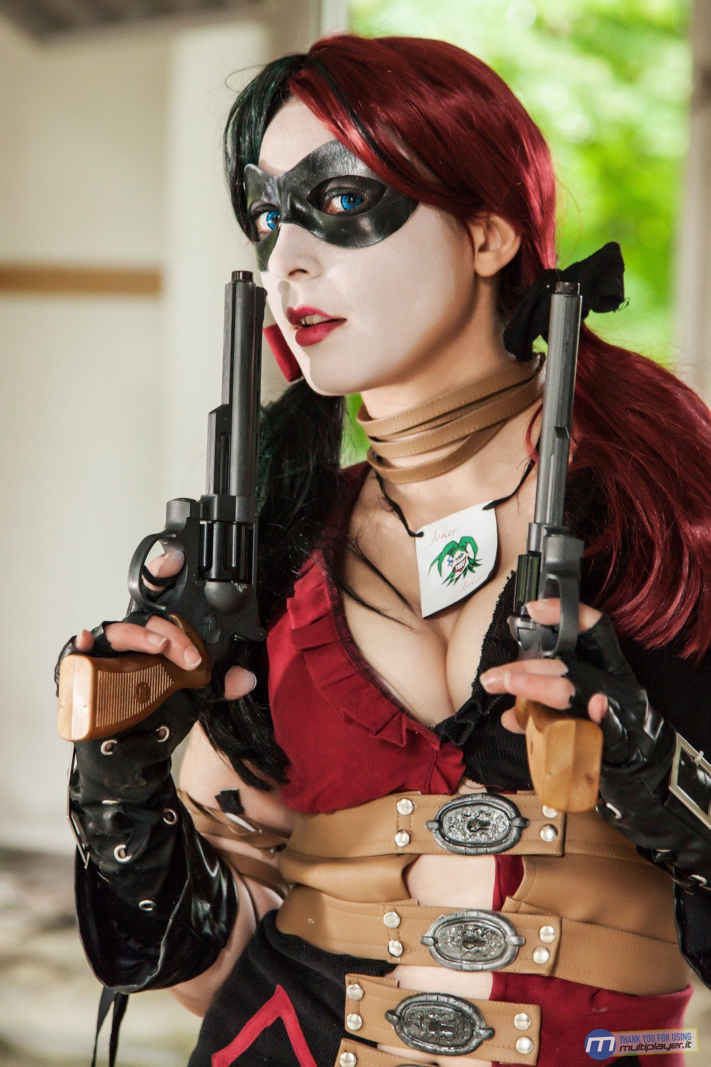 Character harley quinn version trinity from injustice gods character harley quinn version trinity from injustice gods among us voltagebd Gallery