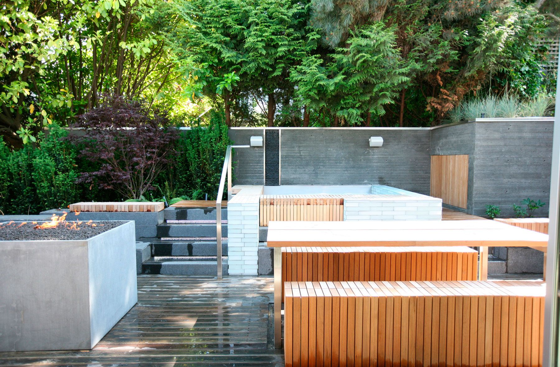 A Bespoke Landscape Design For An Extensive Renovation Of A Private  Residence In Point Grey,