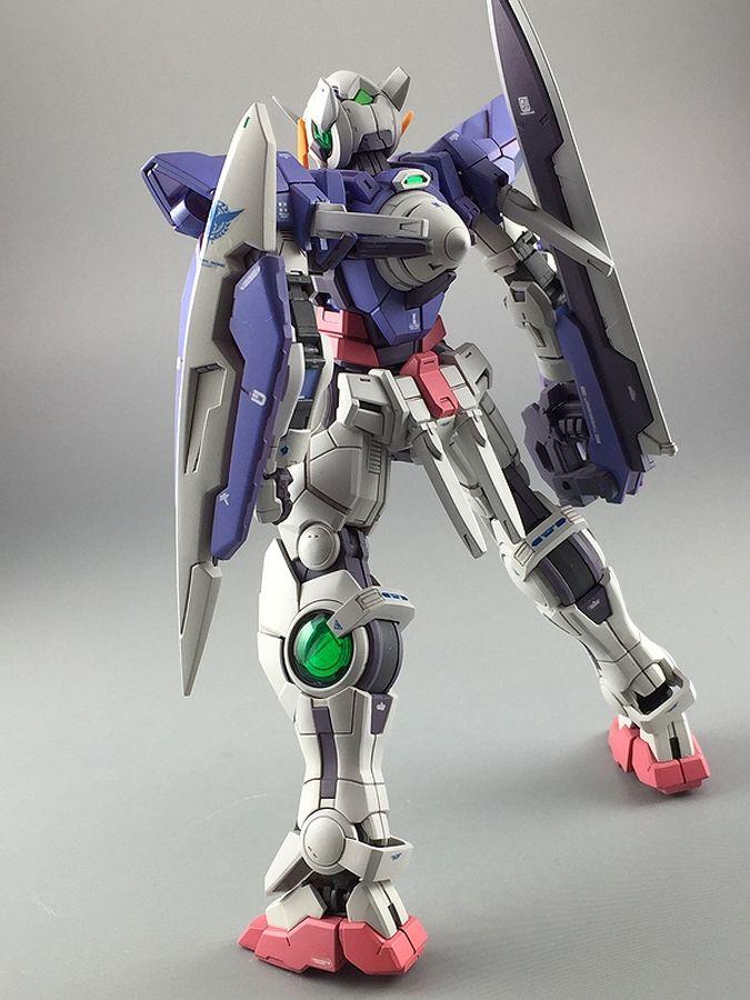 gundam exia model kit - 675×900