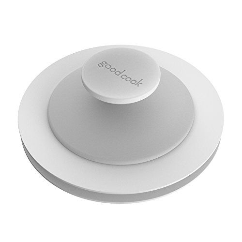 Good cook kitchen sink stopper see this great product this is good cook kitchen sink stopper sink stopper stopper covers drain or disposal to stop water flow flexible outer rings create a tight seal while handle workwithnaturefo