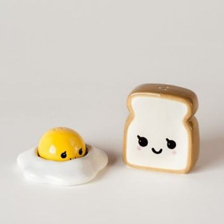 themed salt and pepper shakers - Google Search