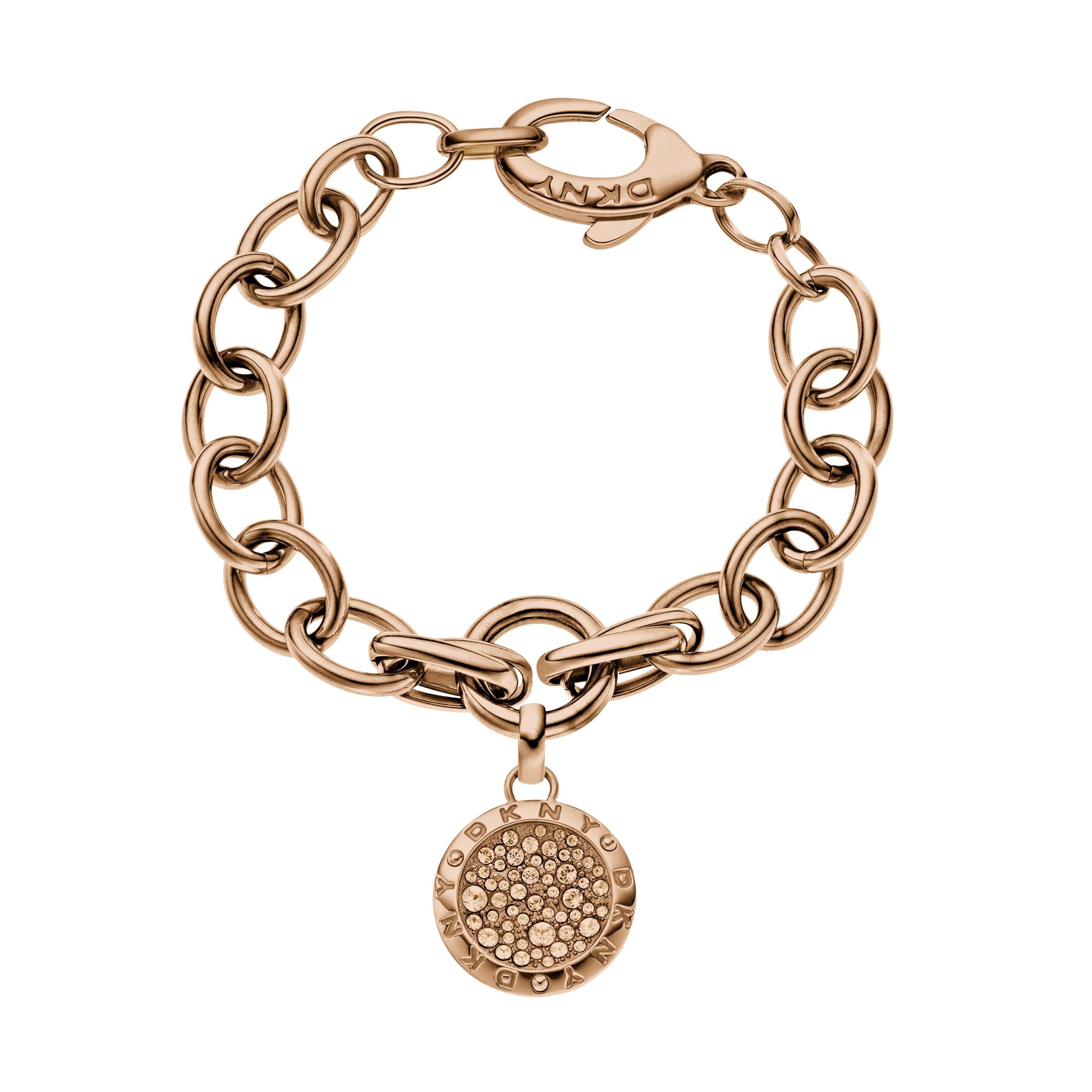 DKNY Armband für Damen NJ2029040 mit Gravur aus der Serie Sparkle hier online bestellen
