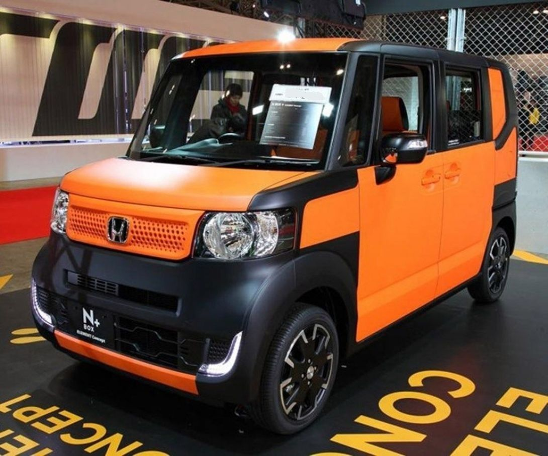 Back on track 2019 honda element will be launched next
