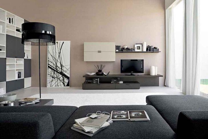 Modern Sofa Tv Stand Inspiration  Livingrooms  Pinterest  Tv Pleasing Living Room Design Ideas 2014 Design Inspiration
