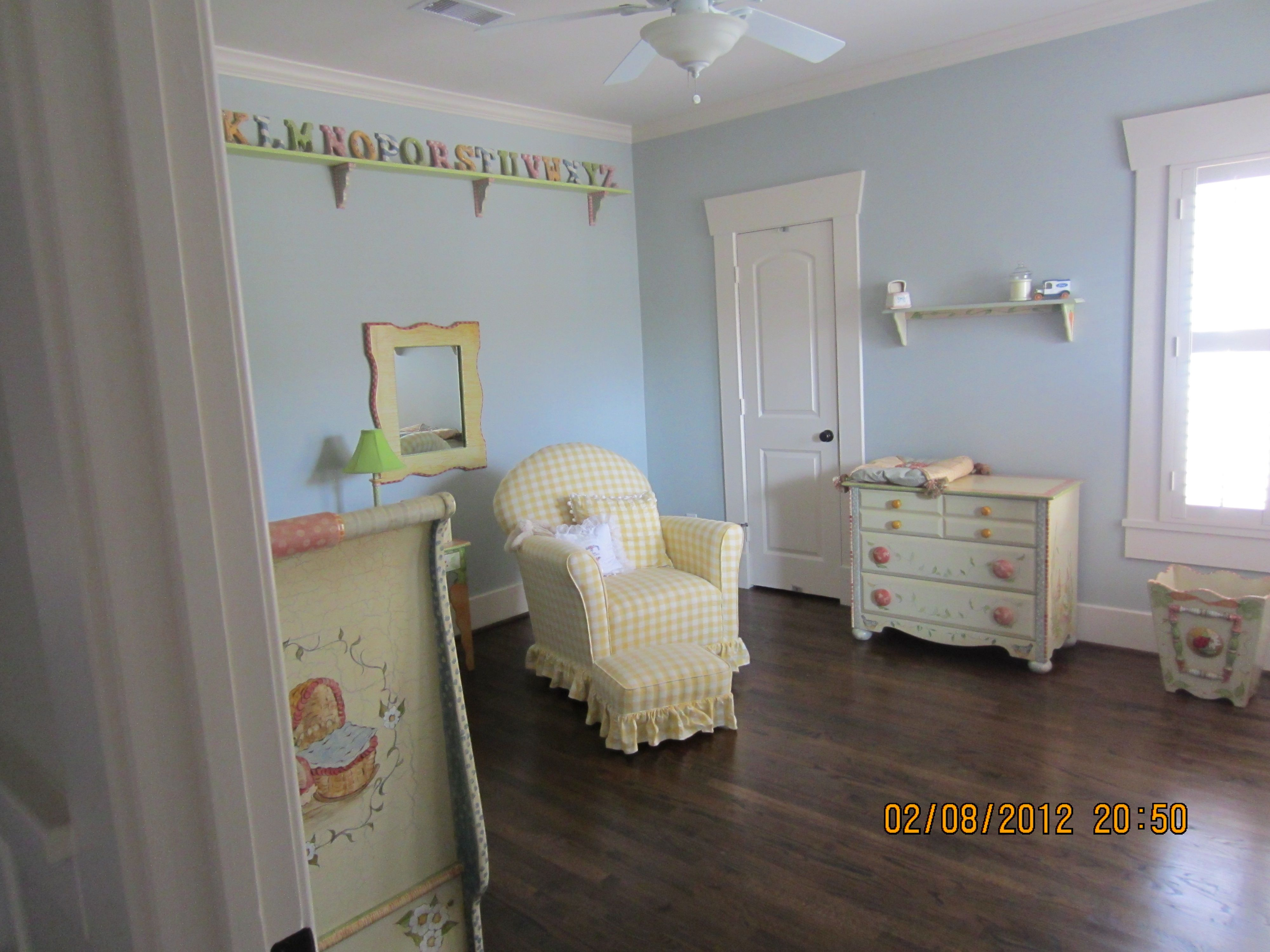 Our Baby S Room 3 Hand Me Downs And Craigslist S Finds Baby