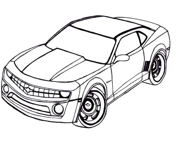 Camaro Cars Coloring Pages Best Place To Color In 2020 Cars Coloring Pages Camaro Car Camaro