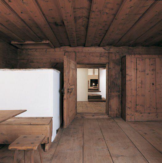 Ruch and Partners Architects haus Pinterest Ofen wohnzimmer - deko ofen wohnzimmer
