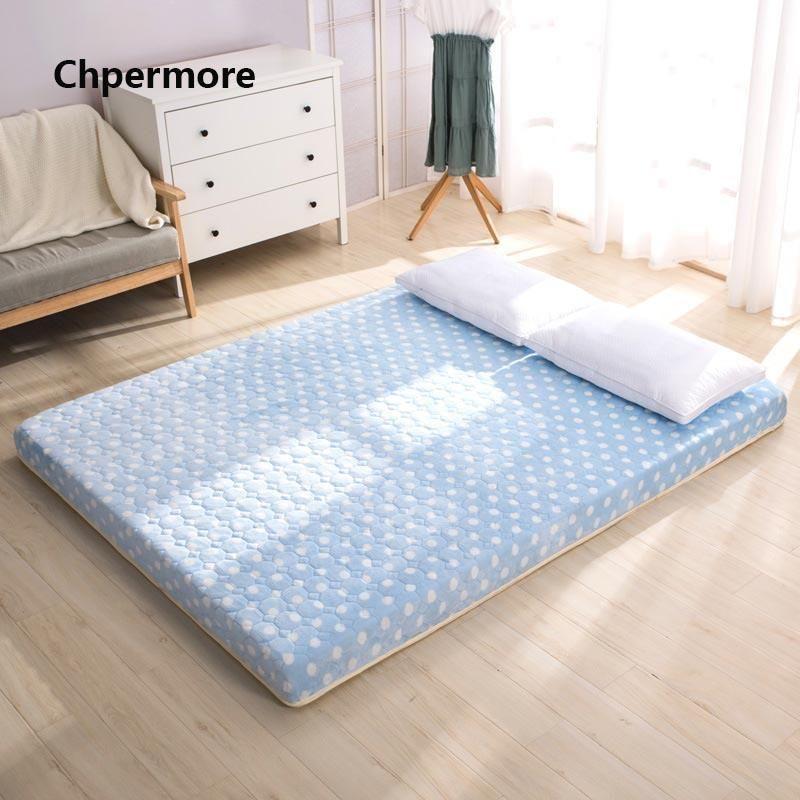 Chpermore Baby cashmere Thicken Mattresses Tatami Keep