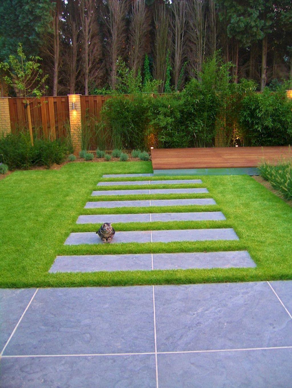 50 Stunning Front Yard Path & Walkway Landscaping Ideas # ...
