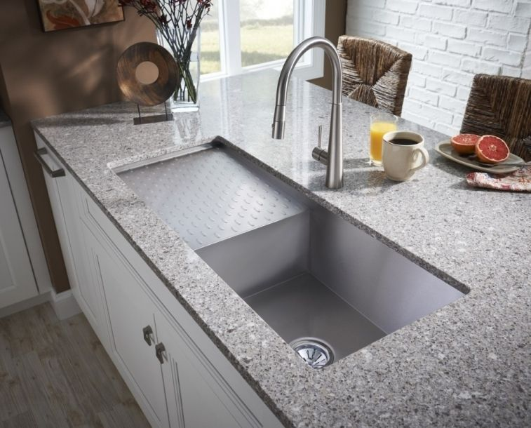 Single Bowl Undermount Kitchen Sink Modern Kitchen Sinks Kitchen Sink Design Stainless Steel Kitchen Sink Undermount