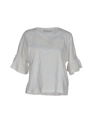 ONLY Women's T-shirt Ivory XL INT