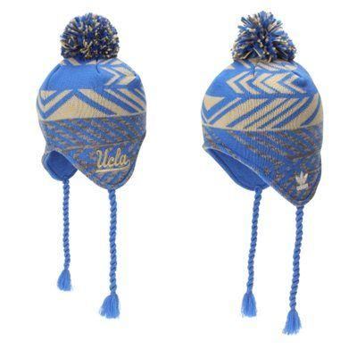 UCLA Bruins adidas Tassel Beanie – True Blue