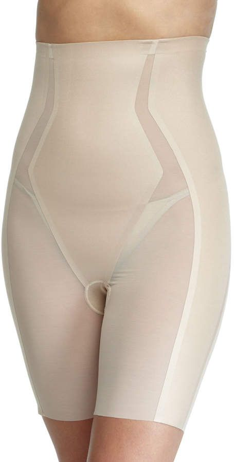 67f5d58e7bc Spanx Haute Contour High-Waisted Thigh Shaper Firm Control Shapewear