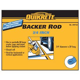 Use Backer Rod Between Edges Of Drywall And Joists Before Installing Cleats Rod Sealant How To Apply