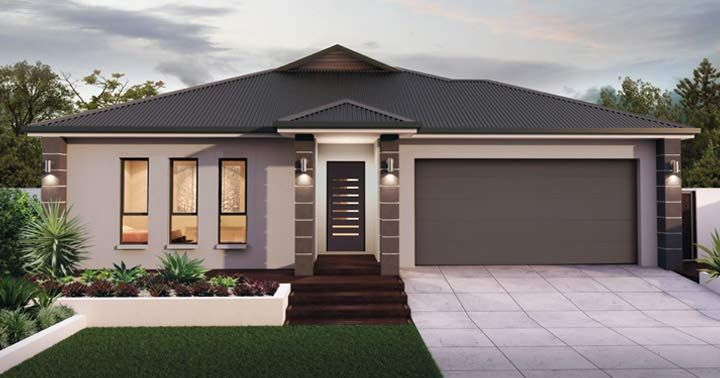 Design Seven Facade 1 - From The Weeks And Macklin Homes Choice