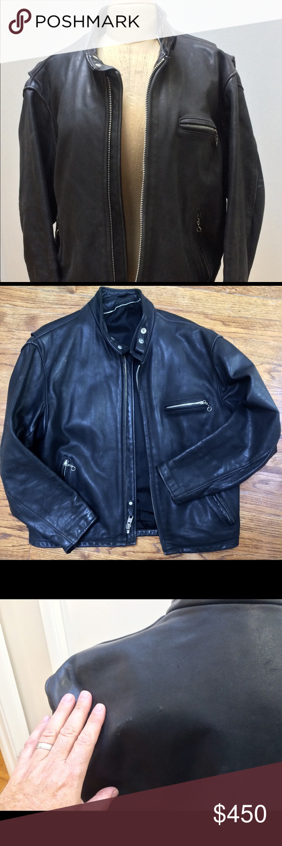 Men S Leather Motorcycle Jacket Leather Motorcycle Jacket Green Leather Jackets Jackets [ 1740 x 580 Pixel ]