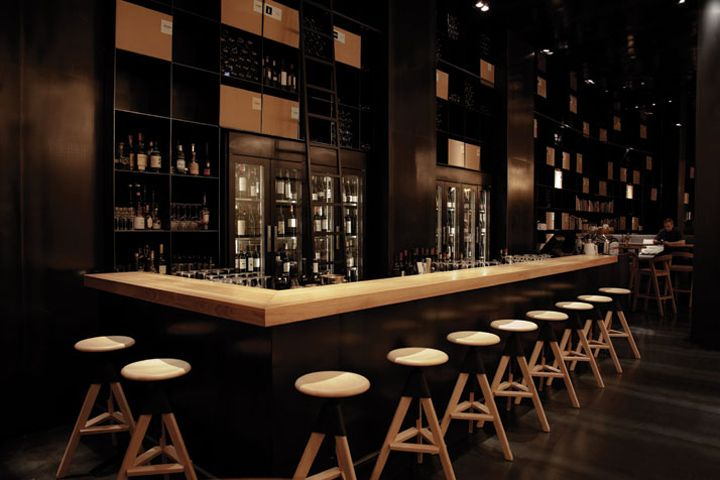 ZONA wine bar and restaurant by Heni Kiss and POS1T1ON, Budapest ...
