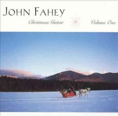 John Fahey - Christmas Guitar Volume 1, Pink