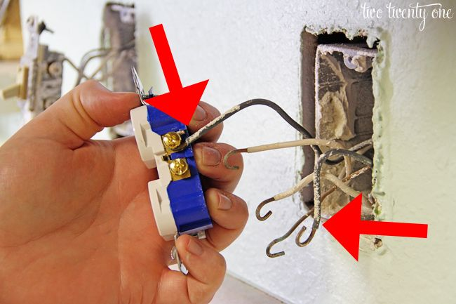 How to Replace Electrical Outlets | Electrical outlets, Box and ...