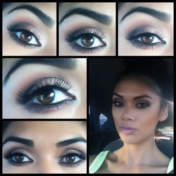 Best Makeup Tips For Big Brown Eyes Cartoonview