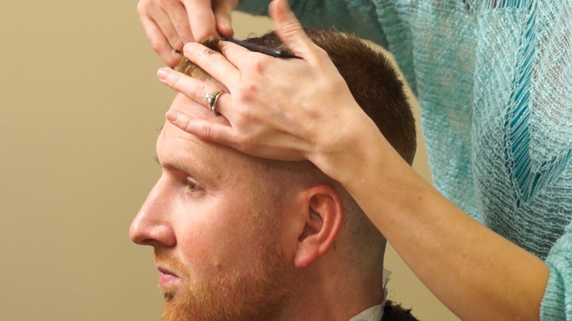 How to cut a high and tight short tapered mens haircut haircuts