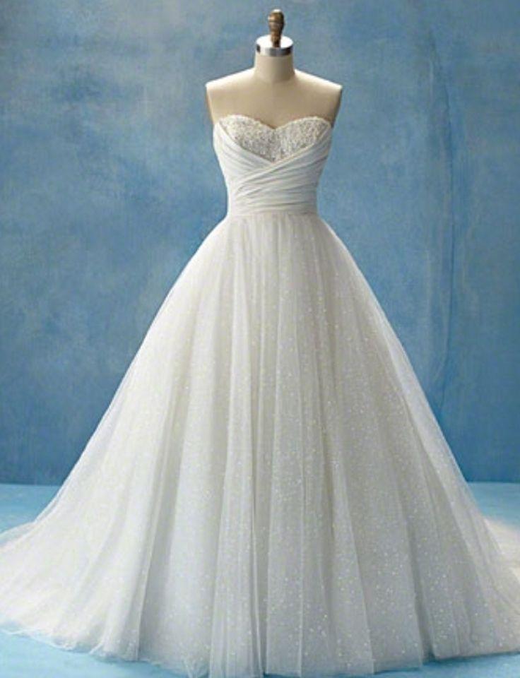 Disney Fairy Tale Cinderella 205 Wedding Dress | Disney fairies ...