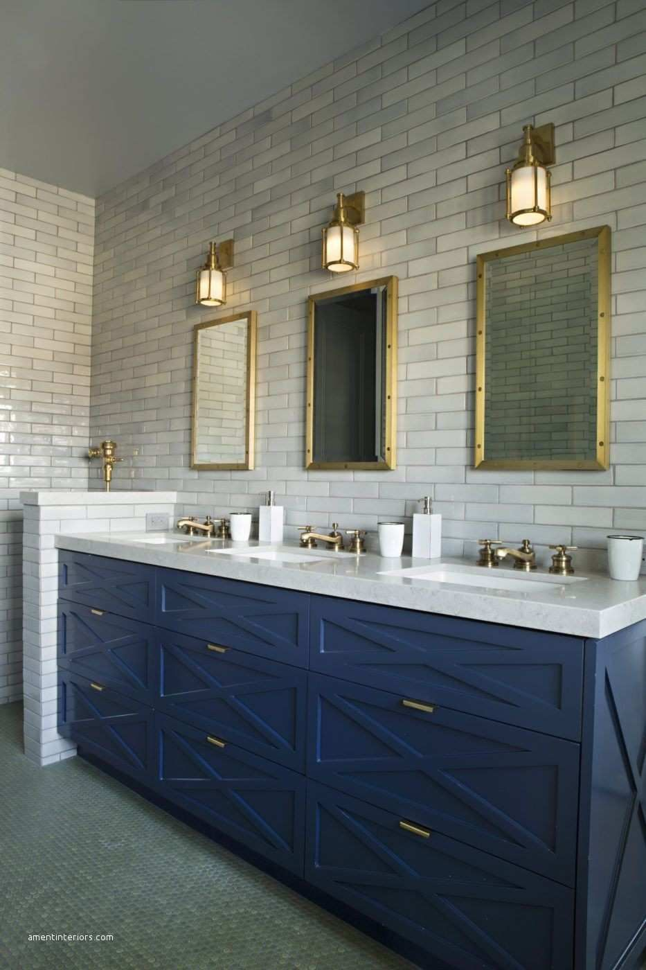6 Blue Bathroom Ideas Soothing Looks Blue Bathroom Vanity