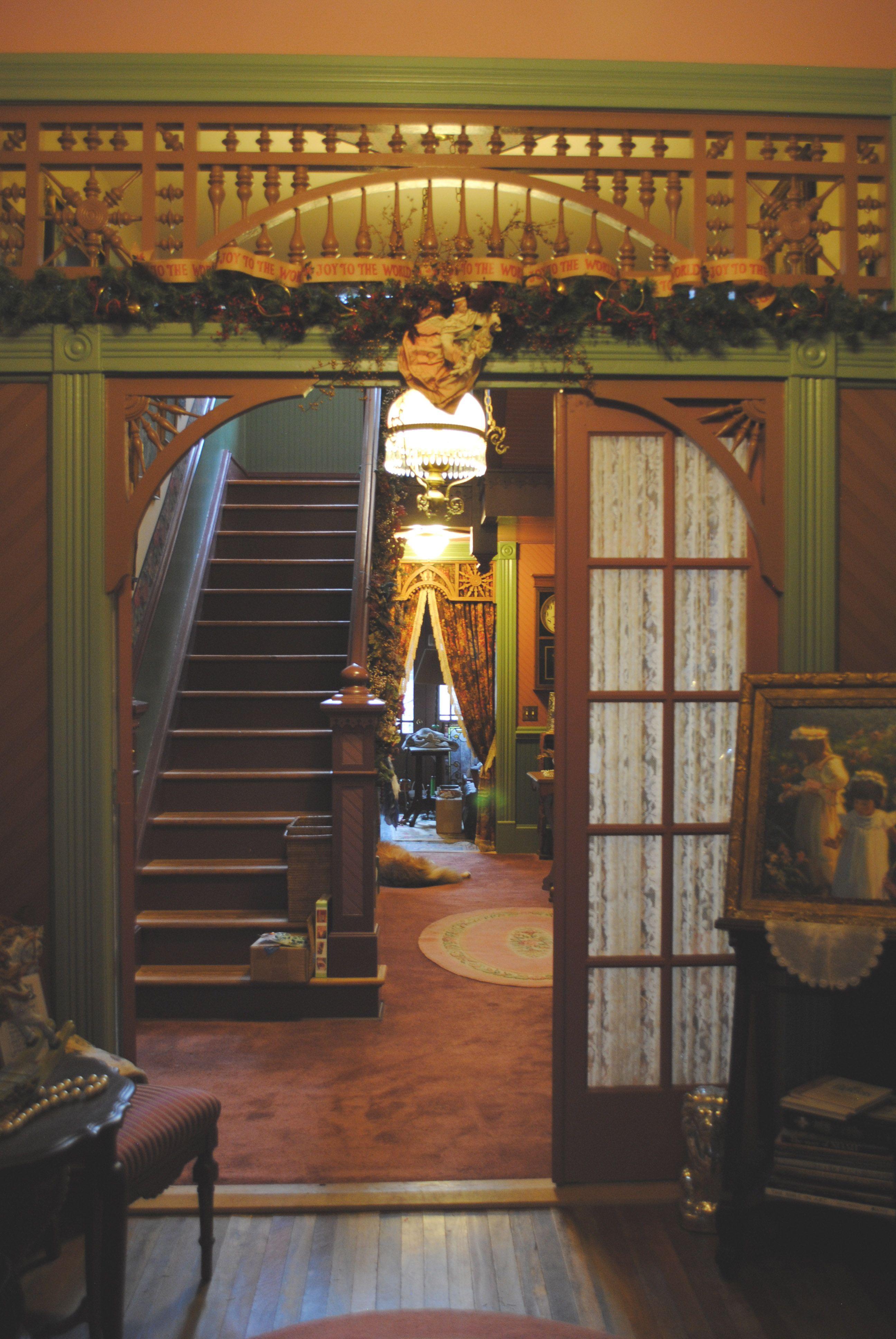 Vintage Dining Room Decor Victorian
