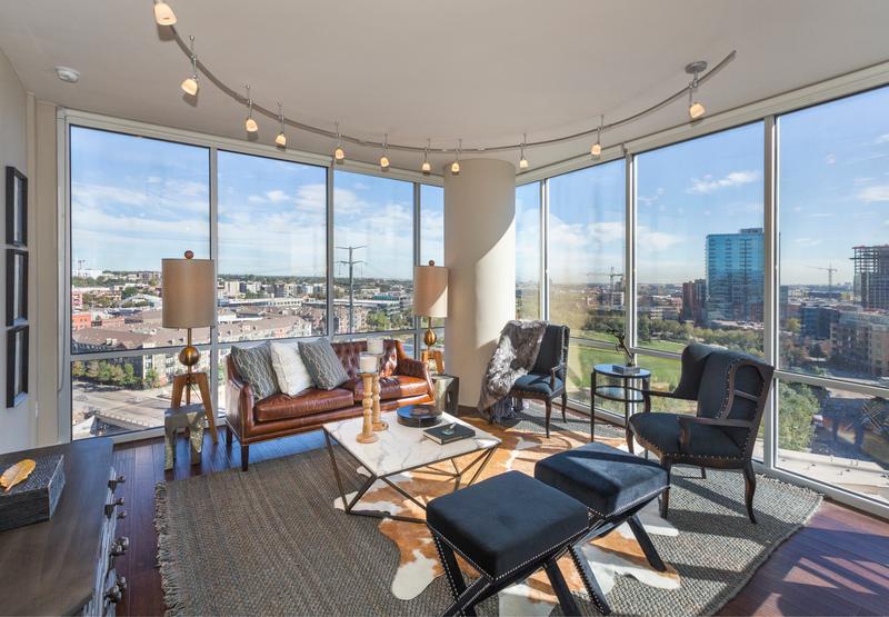 Luxury Apartments In Denver Colorado The Confluence Denver Colorado Living Denver Apartments Luxury Apartments