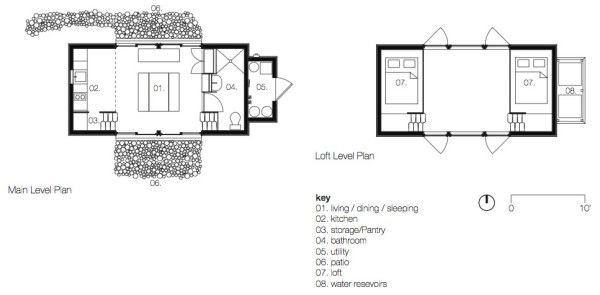 EDGE floor plan Ideas for that mini movable dream house you are - best of blueprint container house