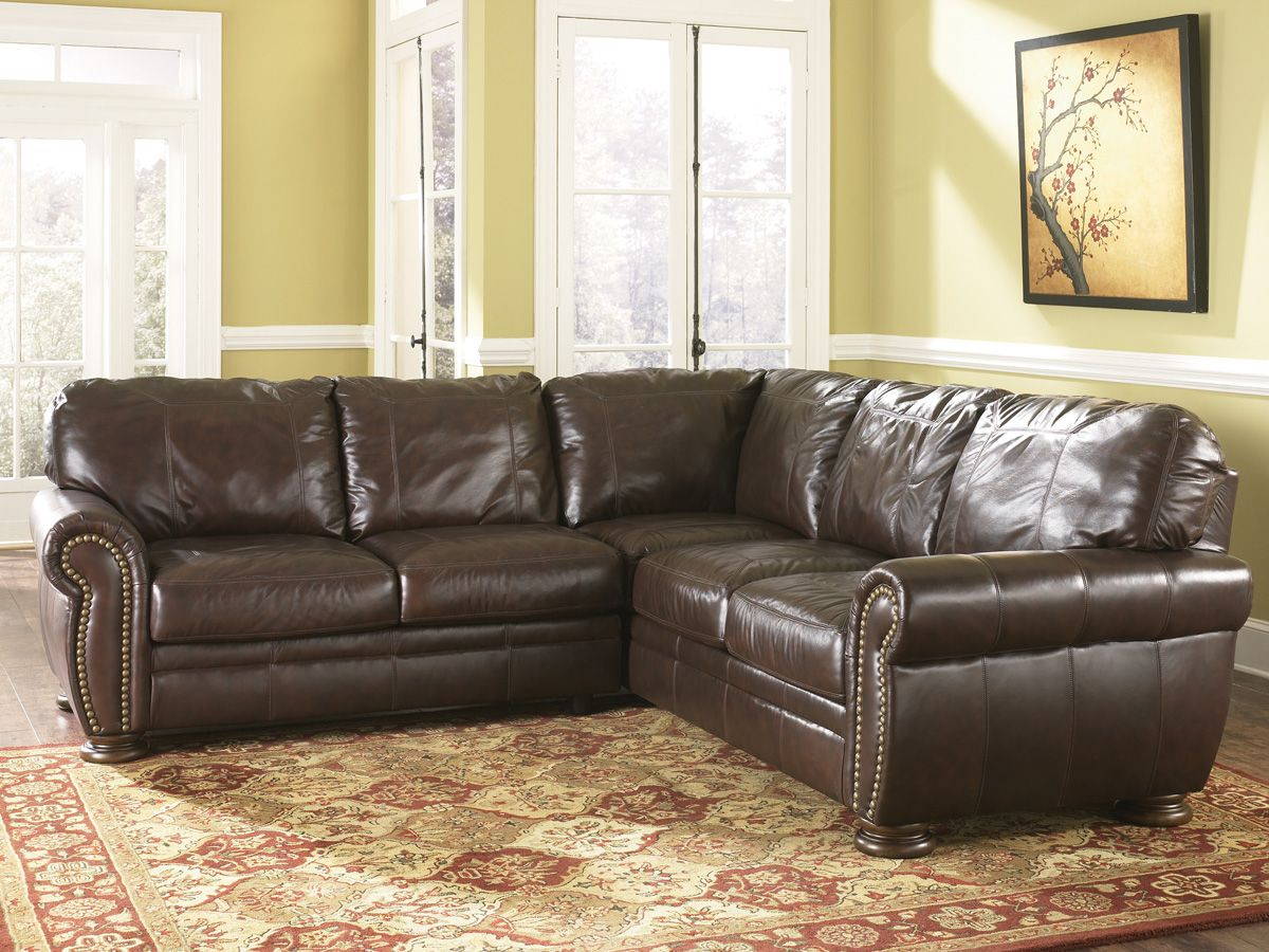 Leather Sofa Ashley Tnares.net